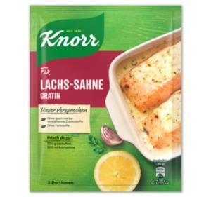 KNORR FIX Lachs-Sahne Gratin