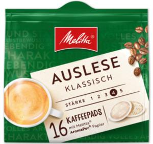 MELITTA Kaffeepads Auslese