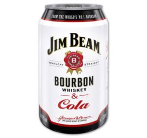 JIM BEAM Whiskeydosen
