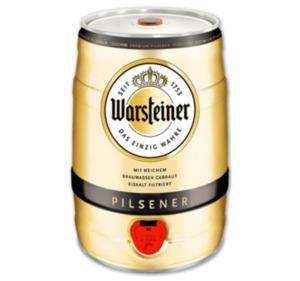WARSTEINER Premium Pilsener