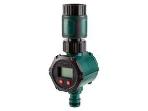 PARKSIDE® Wassermengenzähler, 12 bar Druck, kompatibel mit Stecksystemen