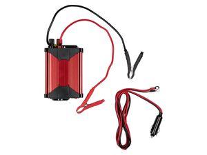 ULTIMATE SPEED® Spannungswandler, 300 Watt, 2 m Kabellänge, geeignet für Kfz-12-V-Batterien
