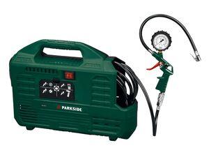 ULTIMATE SPEED® Kompressor »PKZ 180«, 1100 Watt, mit Elektromotor, tragbar, ohne Kessel