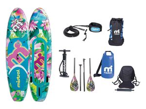 mistral® Aufblasbares Stand-up-Paddle-Board