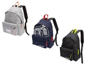 mistral Rucksack, 24,5 l, gepolsterte Riemen, Vordertasche mit Reißverschluss