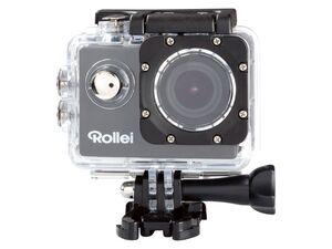 Rollei Kamera, Outdoor, mit 4K-Videoauflösung, Wifi-Funktion, Lithium-Ionen-Akku