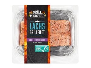 Grilllachs XXL-Packung