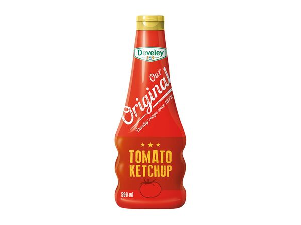 """Devely """"Our Original"""" Tomatenketchup"""