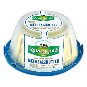 Kerrygold Kräuter-/ Meersalzbutter