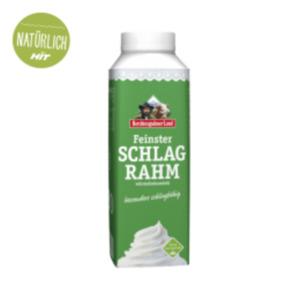 Berchtesgadener Land Feinster Schlagrahm 32 % Fett