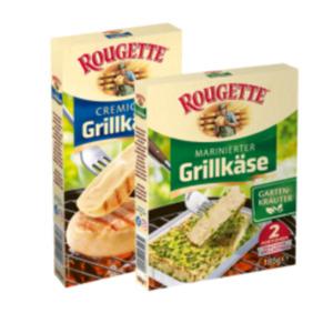 Rougette Grillkäse mariniert oder cremig