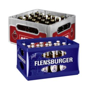 Astra oder Flensburger