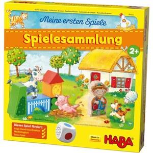 HABA Meine ersten Spiele: Spielesammlung