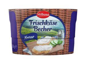 Frischkäse-Becher