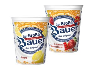 Der Große Bauer Fruchtjoghurt