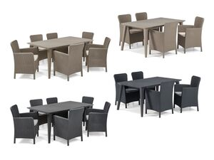 Allibert Dining Set Lima-Miami