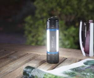 Taschenlampe mit 360° Leuchte Wetelux