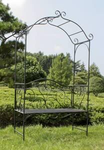 """Gartenbank mit Rosenbogen """"Colima"""" Garden Pleasure"""