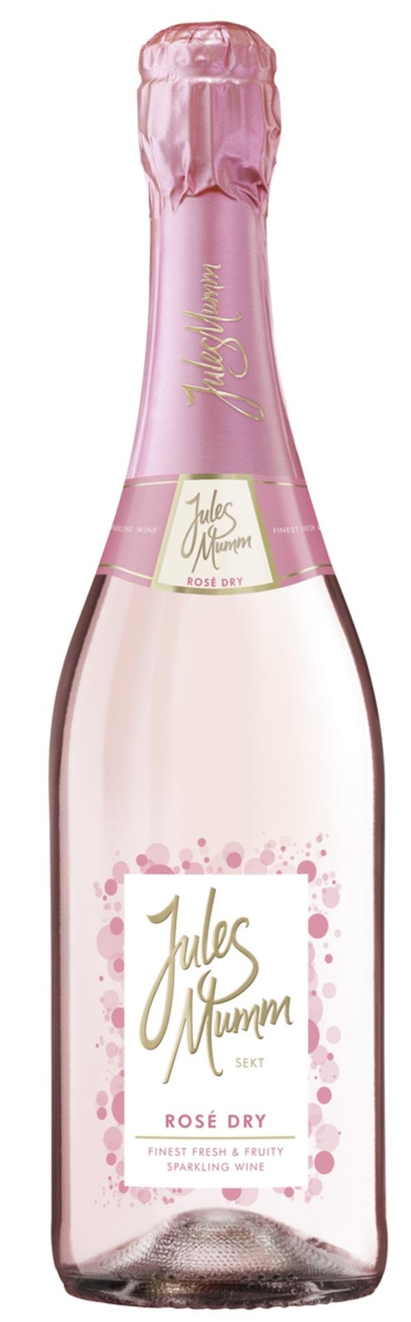 Jules Mumm Rosé Sekt 0,75 ltr