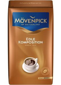 Mövenpick Kaffee Edle Komposition gemahlen 500 g