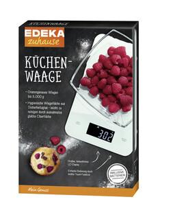 EDEKA Zuhause Küchenwaage 1 Stück