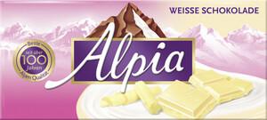 Alpia Weisse Schokolade 100 g