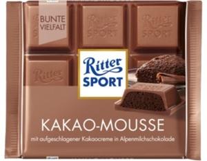Ritter Sport Kakao-Mousse 100 g