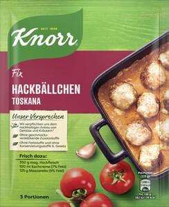 Knorr Fix Hackbällchen Toskana 39 g