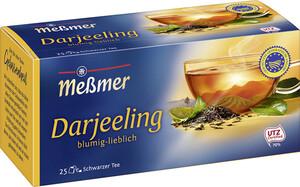 Meßmer Tee Feinster Darjeeling 25x 1,75 g