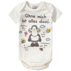 sheepworld Schlupfbody mit Message-Print