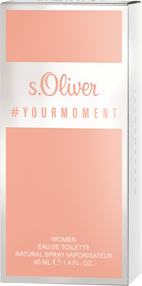 Bild 1 von s.Oliver Eau de Toilette #your moment women