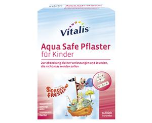 Vitalis®  Aqua Safe Pflaster