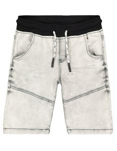 Jungen Jeansshorts mit elastischem Bund