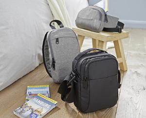 Tasche mit Diebstahlschutz