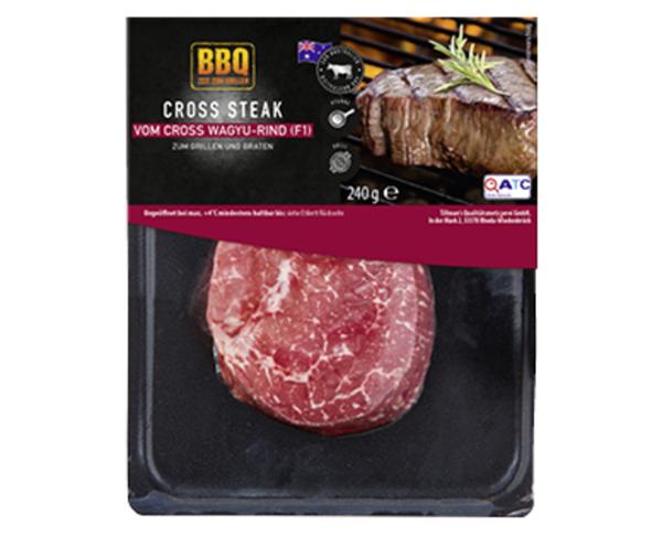 BBQ Wagyu Cross Rindersteak