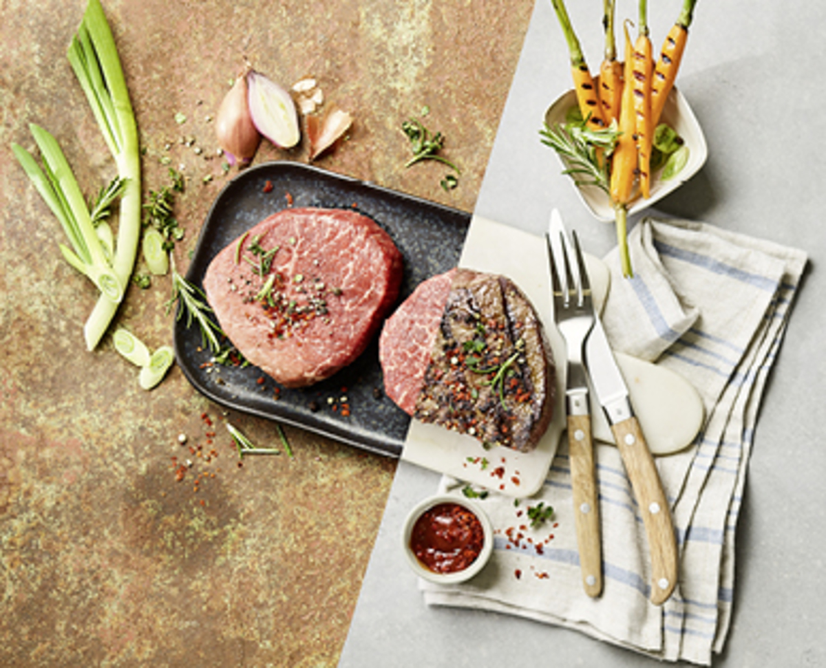 Bild 2 von BBQ Wagyu Cross Rindersteak