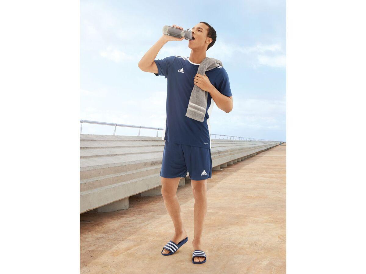Bild 2 von adidas Shorts Herren, elastischer Bund mit Kordelzug