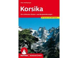 Rother Wanderführer Korsika
