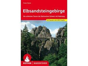 Rother Wanderführer Elbsandsteingebirge