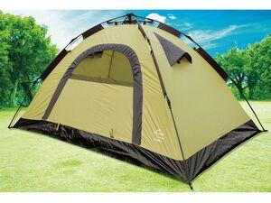 Explorer Automatik-Zelt »FLASH 2«, Camping, für 2 Personen, 1500 mm Wassersäule