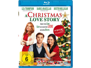 A CHRISTMAS LOVE STORY auf Blu-ray online