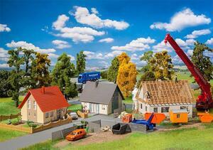Faller 190067 H0 Aktions-Set Baugebiet
