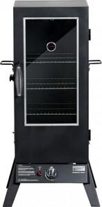 TRENDLINE Gas-Räucherofen Meran ,  Maße: 56,2 x 50,9 x H. 109,6 cm