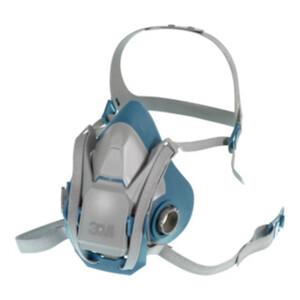 3M Atemschutzhalbmaske Serie 6500QL Gr.M m.Quick Release Funktion o.Filter