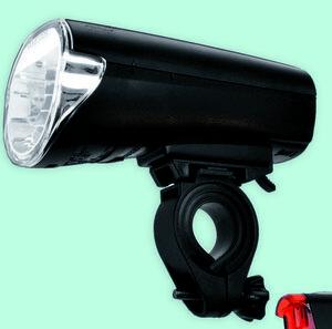 Filmer Fahrradbeleuchtungs-Set
