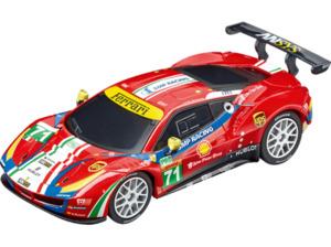"""CARRERA (TOYS) Digital 143 Ferrari 488 GT3 """"AF Corse, No. 71"""" Modellspielzeugauto, Mehrfarbig"""