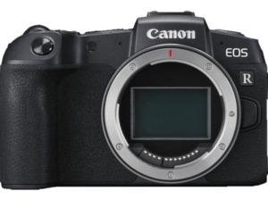 CANON EOS RP Gehäuse + Bajonettadapter EF-EOS R Systemkamera 26.2 Megapixel  , 7.5 cm Display   Touchscreen, WLAN