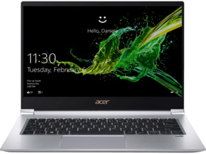 ACER Swift 3 (SF314-55-70VH), Notebook mit 14 Zoll Display, Core™ i7 Prozessor, 8 GB RAM, 256 GB SSD, Intel® UHD-Grafik 620, Silber