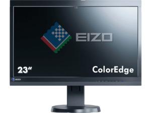 EIZO CS230B-BK 23 Zoll Full-HD Grafik Monitor (10.5 ms Reaktionszeit, 60 Hz)