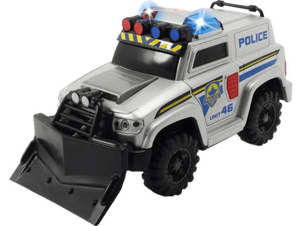 DICKIE TOYS Police Spielzeugauto, Silber